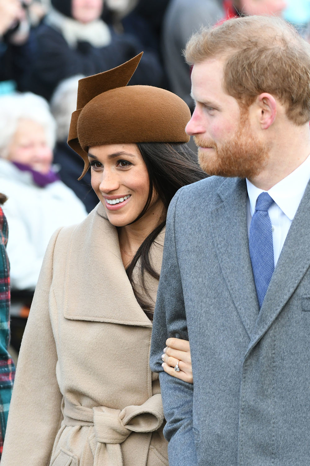prince harry amp meghan markle joins the royal family at