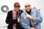 Quincy Jones and Jon Buscemi attend Buscemi x Quincy Exclusive Launch at Neiman Marcus