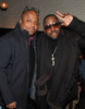 Randy Jackson, Big Boi at Janet Jackson Concert After Party