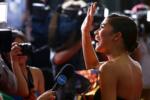 Zendaya attends The Greatest Showman Sydney Premiere