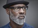 Portrait of black man with grey beard