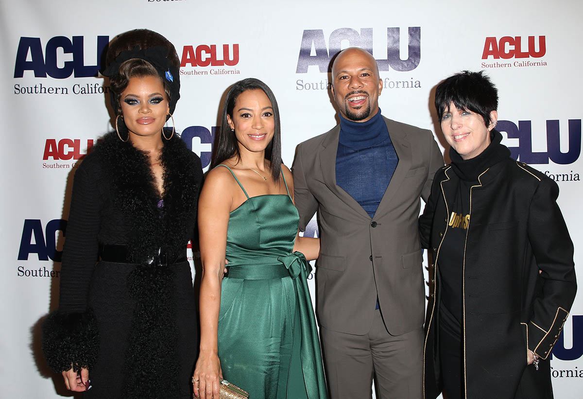 Andra Day, Angela Rye, Common, Diane Warren
