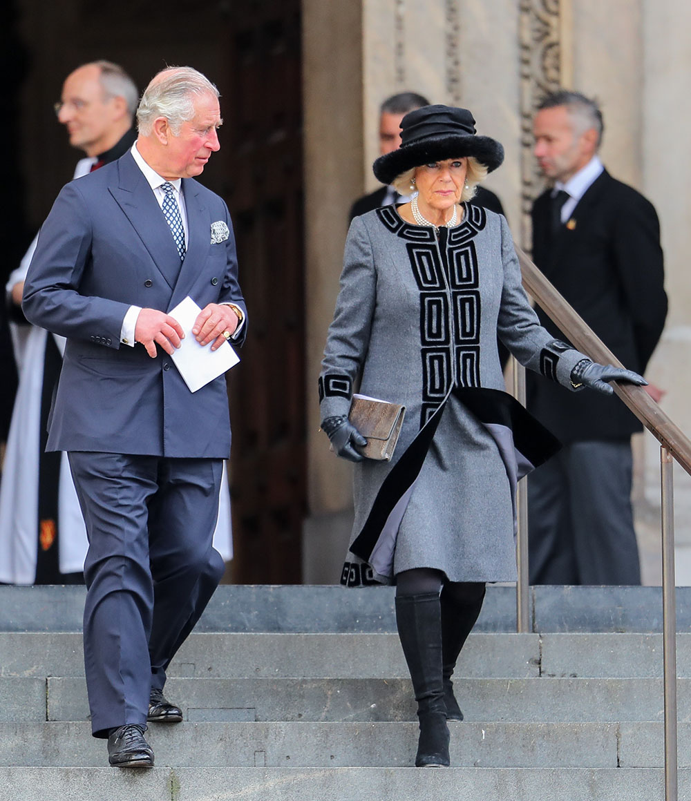 Prince Charles and Camilla, Duchess of Cambridge