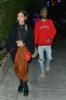 Big Sean & Jhene Aiko at Matsuhisa restaurant