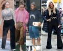 Ashley GRaham, Gigi Hadid, Usher, Tyra Banks