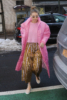 Gigi Hadid steps out for lunch in New York