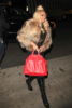 Mary J Blige arrives at her birthday party at Mr Chow In Beverly Hills