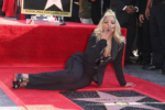 Mary J. Blige is honored with a star on The Hollywood Walk of Fame