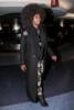 Amara La Negra arrives in LA with her Afro Wig in full bloom