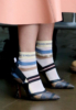 Fendi shoes and socks detail