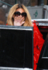 Wendy Williams Seen In New York leaving The View