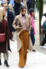 Victoria Beckham attend the Louis Vuitton Menswear Fall/Winter 2018-2019 show in Paris
