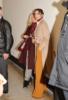 Victoria Beckham attend the Louis Vuitton Menswear Fall/Winter 2018-2019