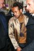 Neymar Jr arrives at the Louis Vuitton fashion show