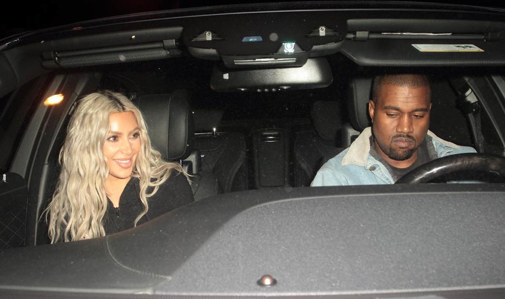 Kim Kardashian and Kanye West name their 3rd child Chicago West