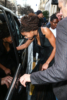Willow Smith arrives back to her Paris hotel