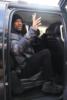 Common greets fans during Sundance Film Festival