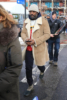 Idris Elba out and about at Sundance