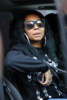 Ashanti and mom Tina Douglas get in accident with Uber driver after leaving doctors appointment