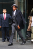Jay Z is spotted in NYC eating to his Roc Nation The BRUNCH