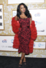 Remy Ma pose at the 2018 Roc Nation Brunch