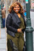Mona Scott attends Roc Nation luncheon at World Trade Center