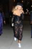 Rita Ora and boyfriend Andrew Watt wearing street pajamas