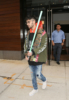 Star Wars fan Zayn Malik spotted with lightsaber
