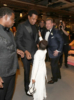 Blue Ivy Carter and James Corden attend the 60th Annual GRAMMY Awards