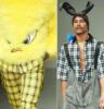 Bobby Abley Looney Tunes Fashion Show at London Fashion Week