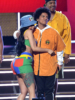 Cardi B (L) and Bruno Mars perform onstage during the 60th Annual GRAMMY Awards