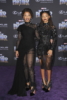 Chloe X Halle at Film Premiere of Black Panther