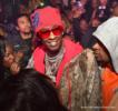Young Thug at Big Bank Black 'No Cap' Party at Gold Room