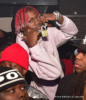 Lil Yachty at Big Bank Black 'No Cap' Party at Gold Room