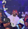 Lil Yachty at Big Bank Black 'No Cap' Party at Gold Room