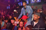 21 Savage at Big Bank Black 'No Cap' Party at Gold Room