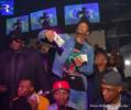 21 Savage at Big Bank Black 'No Cap' Party at Gold Room