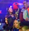 Young Thug & Jerrika Karlae at Big Bank Black 'No Cap' Party at Gold Room