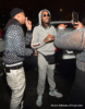 Quavo, Premadonna and Buck at Big Bank Black 'No Cap' Party at Gold Room