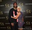 Keyshia Ka'Oir & Gucci Mane celebrate her 33rd birthday at Gold Room