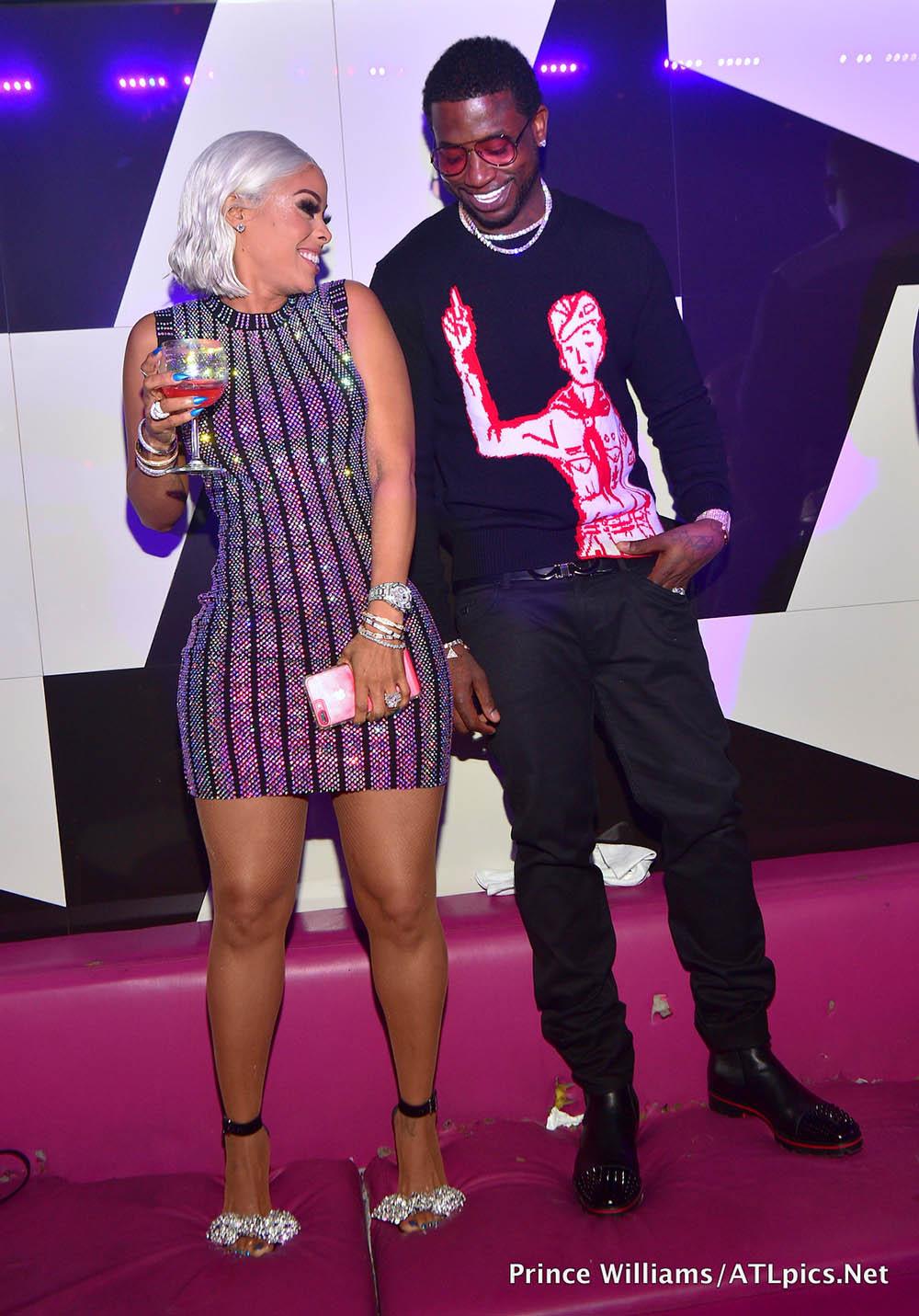 Keyshia Ka Oir Amp Gucci Mane Celebrate Her 33rd Birthday At