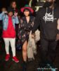 Waka Flocka & Tammy Rivera at Gold Room in Atlanta