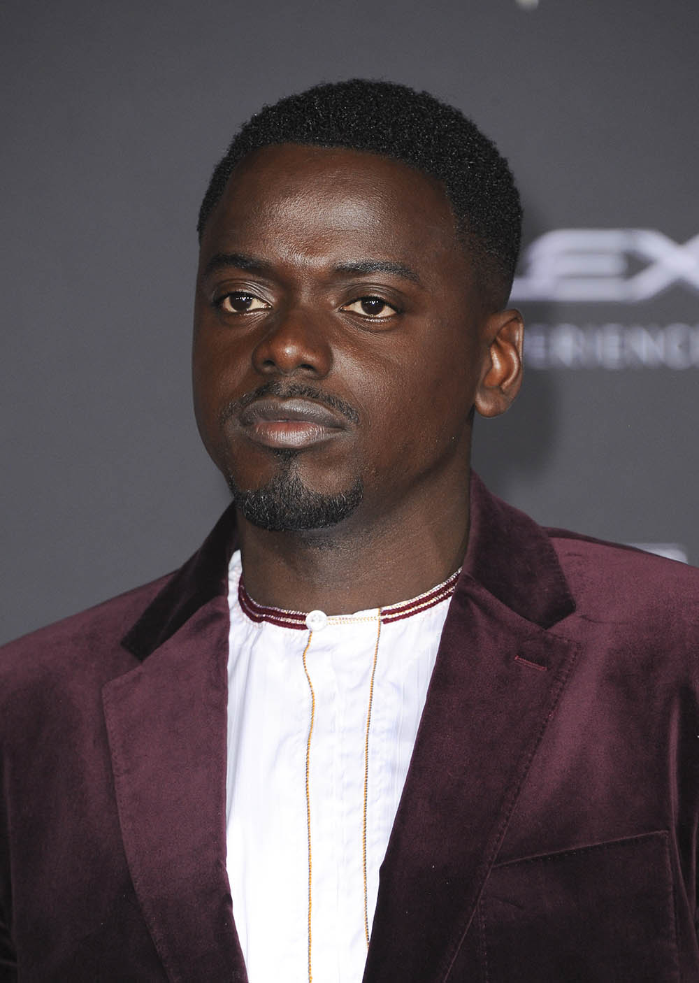 Daniel Kaluuya At Film Premiere Of Black Panther Sandra Rose
