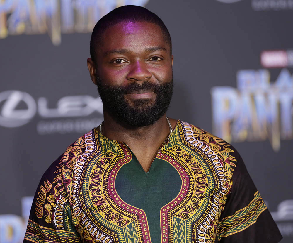 David Oyelowo at Black Panther L.A. Premiere | Sandra Rose