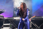 Demi Lovato performs onstage at Fontainebleau Miami Beach