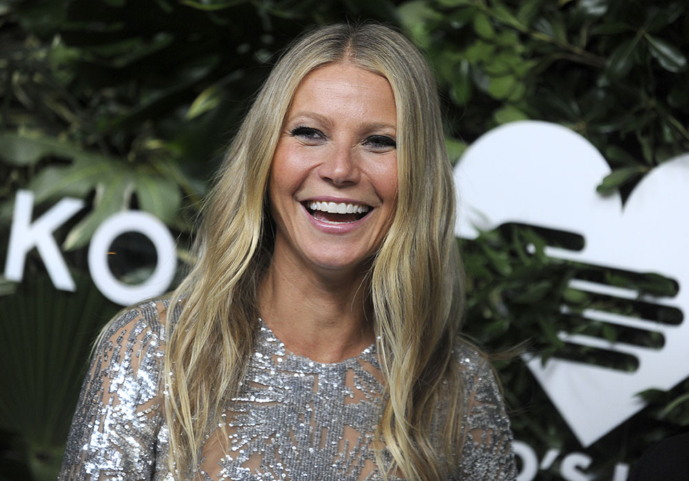 Gwyneth Paltrow attend Golden Heart Awards 2017 in NY