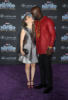 Iva Colter, Mike Colter at World Premiere of Marvel Studios Black Panther
