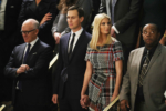 Jared Kusner and Ivanka Trump attend the State of the Union address