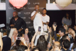 Jamie Foxx hosts LAVO Singapore Grand Opening at Marina Bay Sands