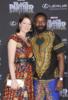 David & Jessica Oyelowo at Black Panther West Coast Premiere